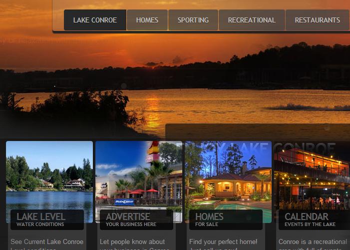 live lake conroe